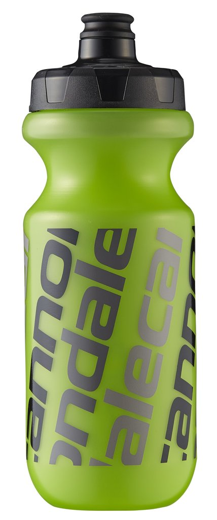 Cannondale Trinkflasche diag green/black 600cc