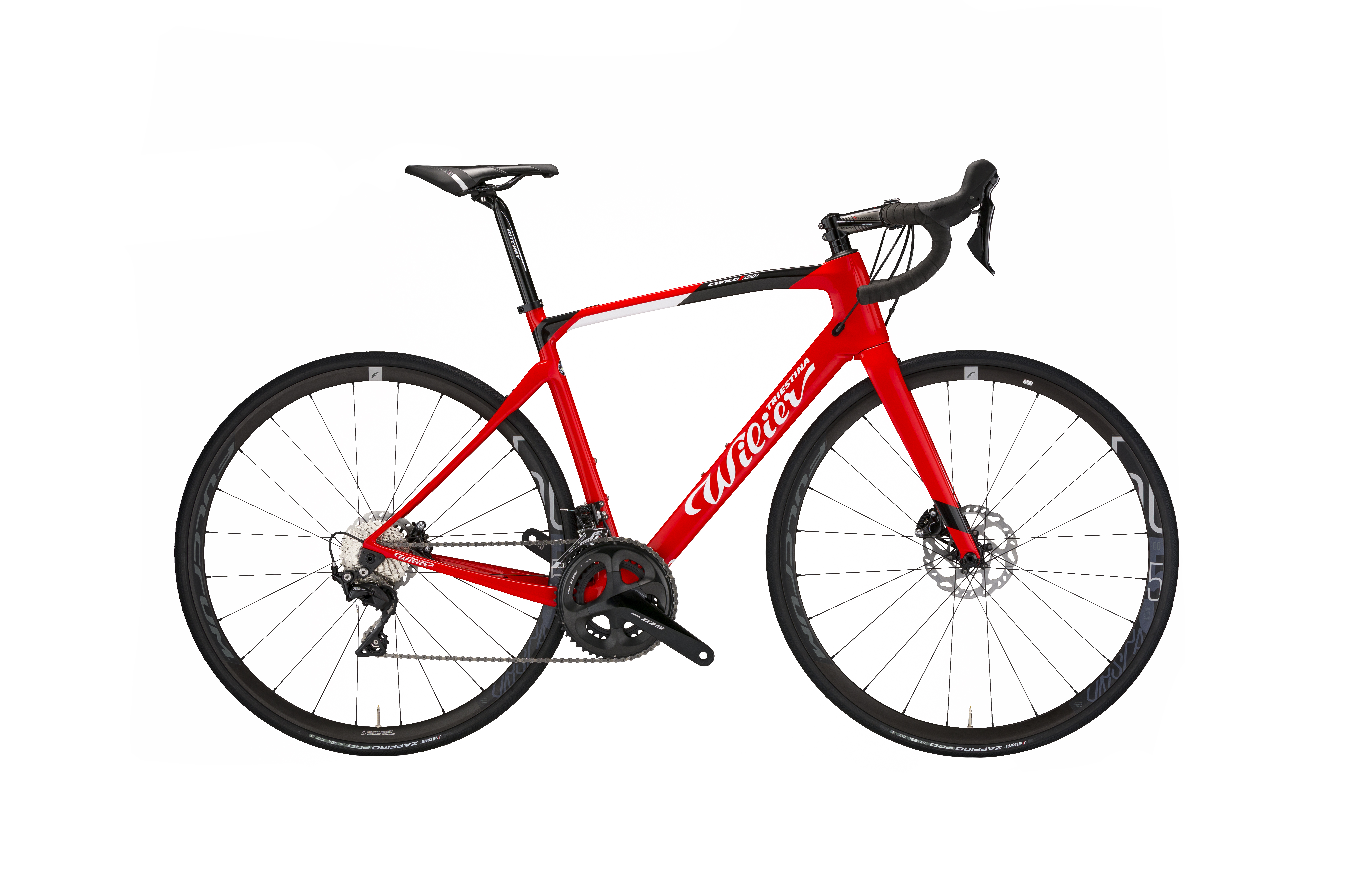 Wilier Cento1NDR Shimano 105 red glossy size XS