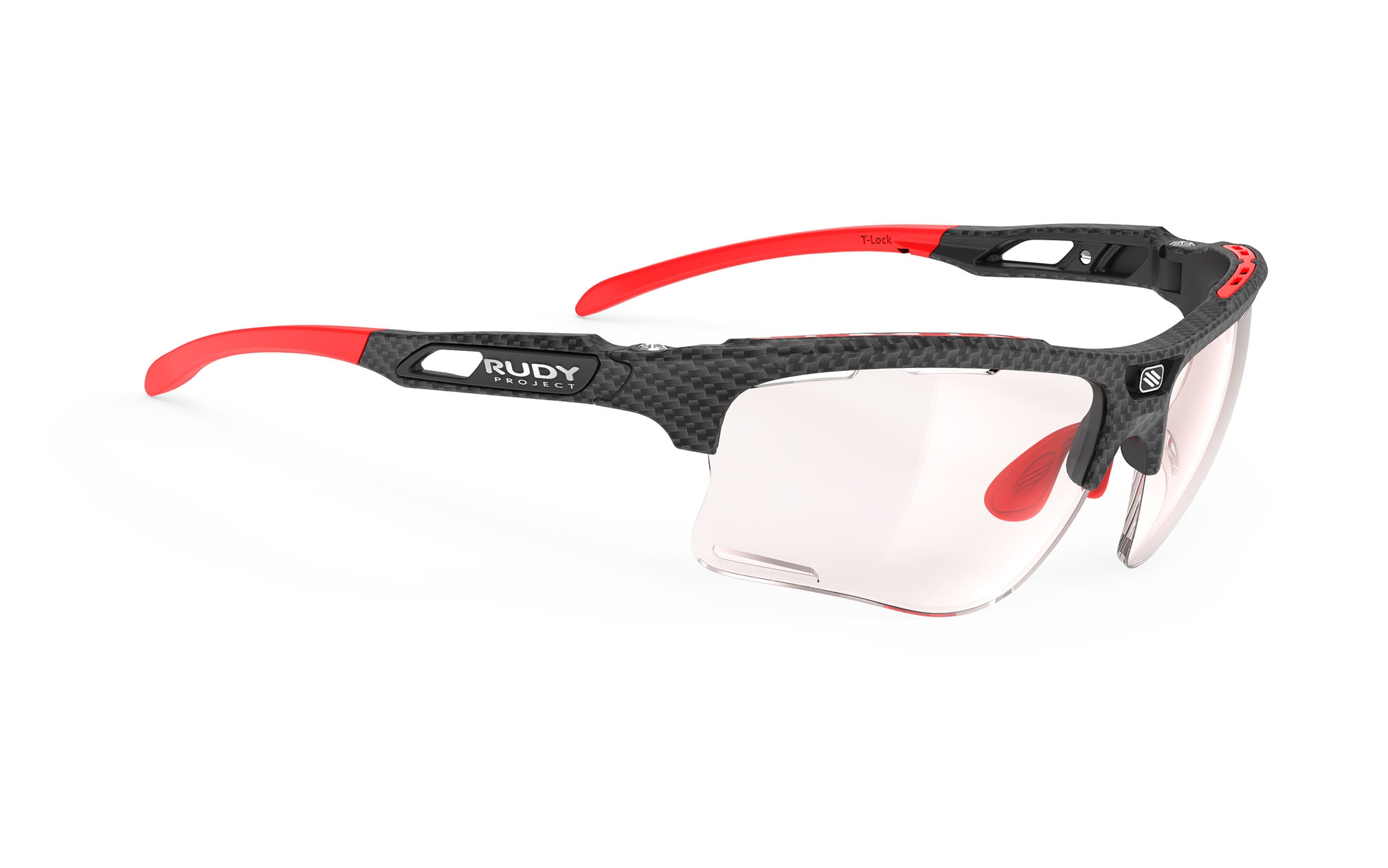 Rudy Project Keyblade ImpactX Carbonium Photochromic 2 Red