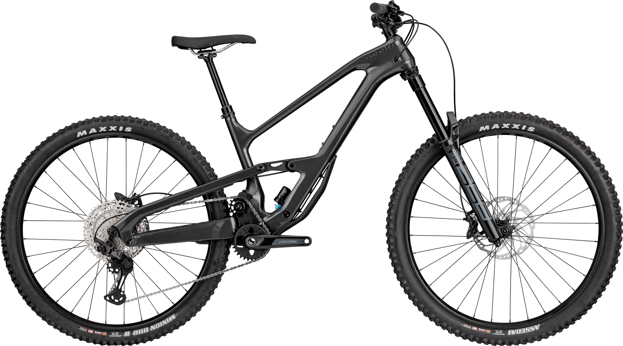 Cannondale Jekyll 2 Graphite Trail Bikes